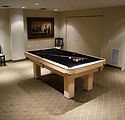 Palisade Gardens Billiards Room