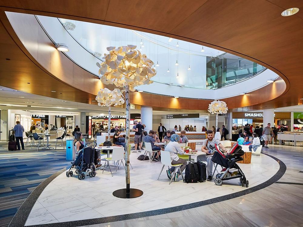 Toronto Pearson Terminal 3