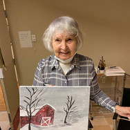 Palisade Gardens Resident Painting