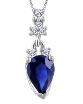 Fire & Ice Canadian Diamond and Sapphire