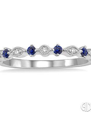 Sapphire & Diamond Stackable Ring.jpg