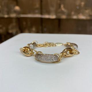 Italian Made Bracelet 14K Gold
