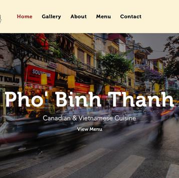 Pho Binh Thanh