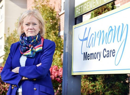 Cobourg's Palisade Gardens building new 23-unit wing dedicated to dementia care