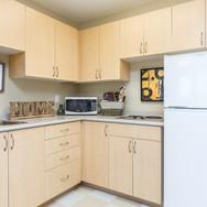 Palisade Gardens suite kitchen