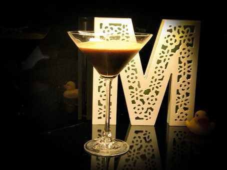 EXPRESSO MARTINI (A LITTLE PICK ME UP!)