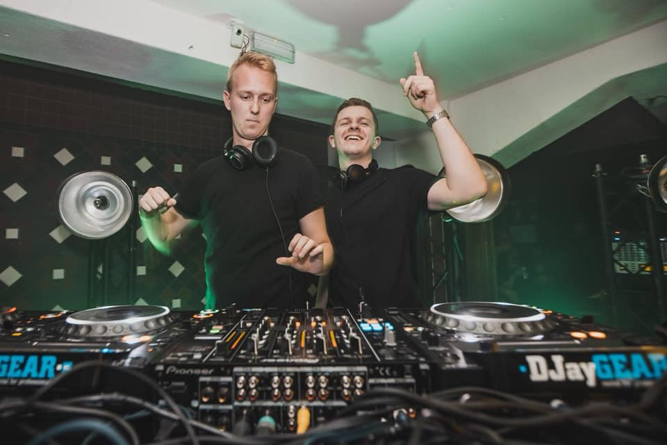 Sheridan Grout B2B Sam Laxton at Amsterdam Dance Event