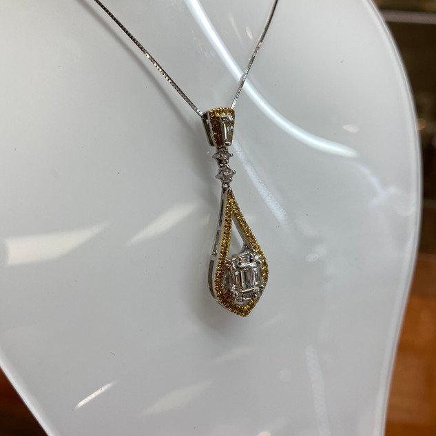 Samsara 14K Yellow/Diamonds