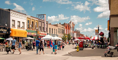 Downtown Woodstock Events