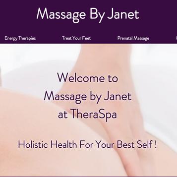 Massage by Janet