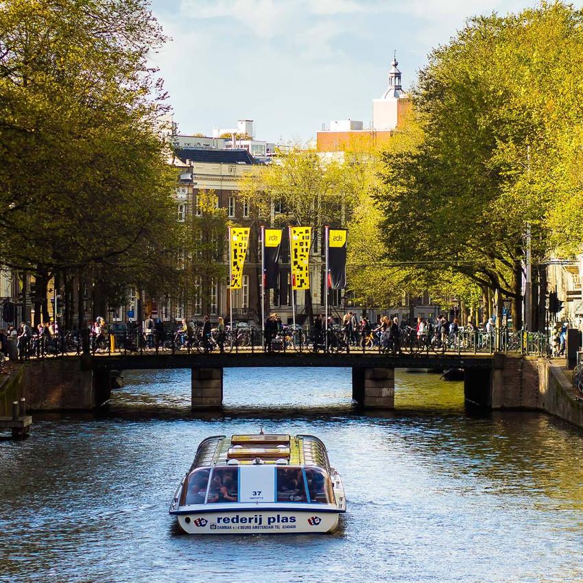 Amsterdam in October