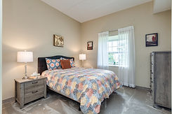 Palisade Gardens bedroom