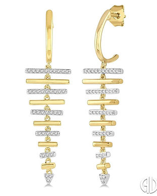 Unique Diamond Hanging Earrings.jpg