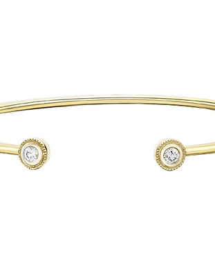 14 Karat Diamond Bangle.jpg