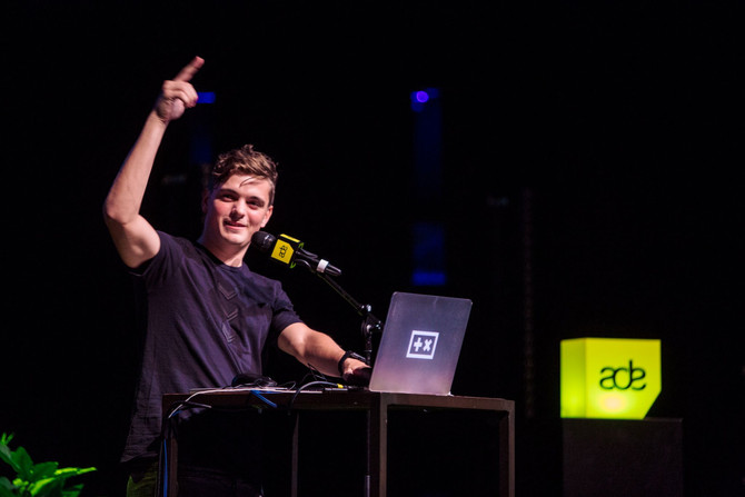 Amsterdam Dance Event 2017 Gallery