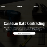 Canadian Oaks Contracting