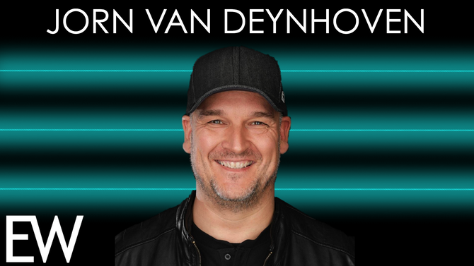 Interview with Jorn van Deynhoven
