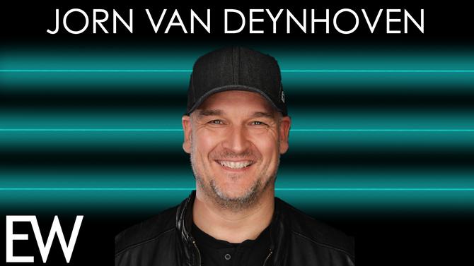 Interview with Jorn van Deynhoven