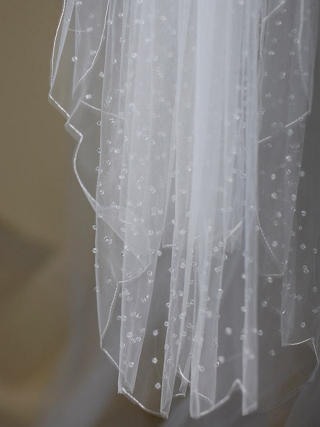 Waren York Crystal veil