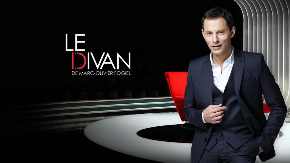 France Télévision - Le Divan de Marc-Olivier Fogiel