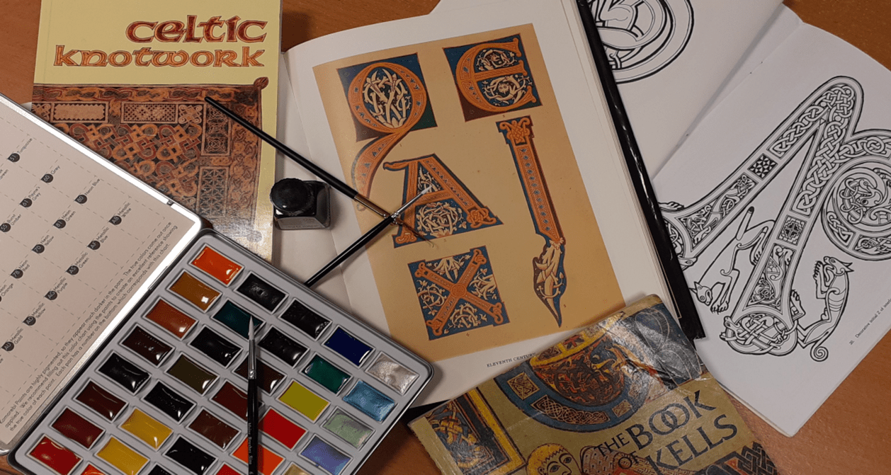 Celtic Letters and Symbols