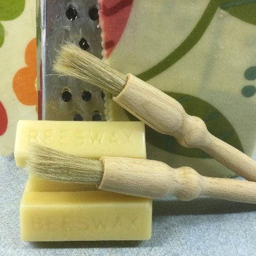 Eco Kitchen: Beeswax Wraps & Liquid Soap