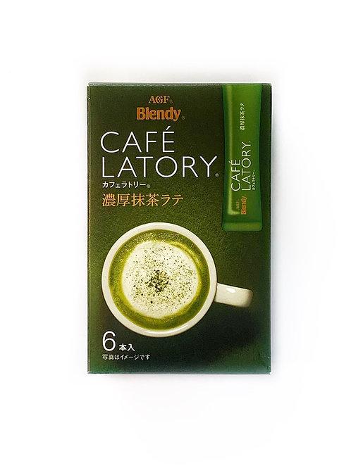 AGF Blendy Mix Matcha Latte (72g)
