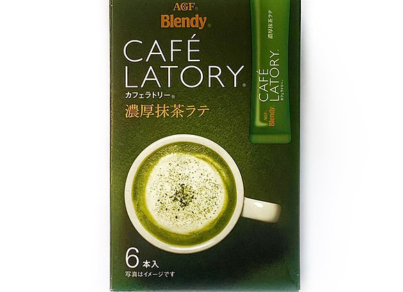 AGF Blendy Mix Matcha Latte (72g)