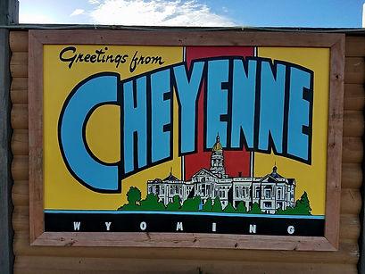 Cheyenne Sign