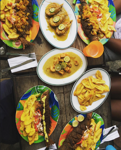 AfroPanamanian delights