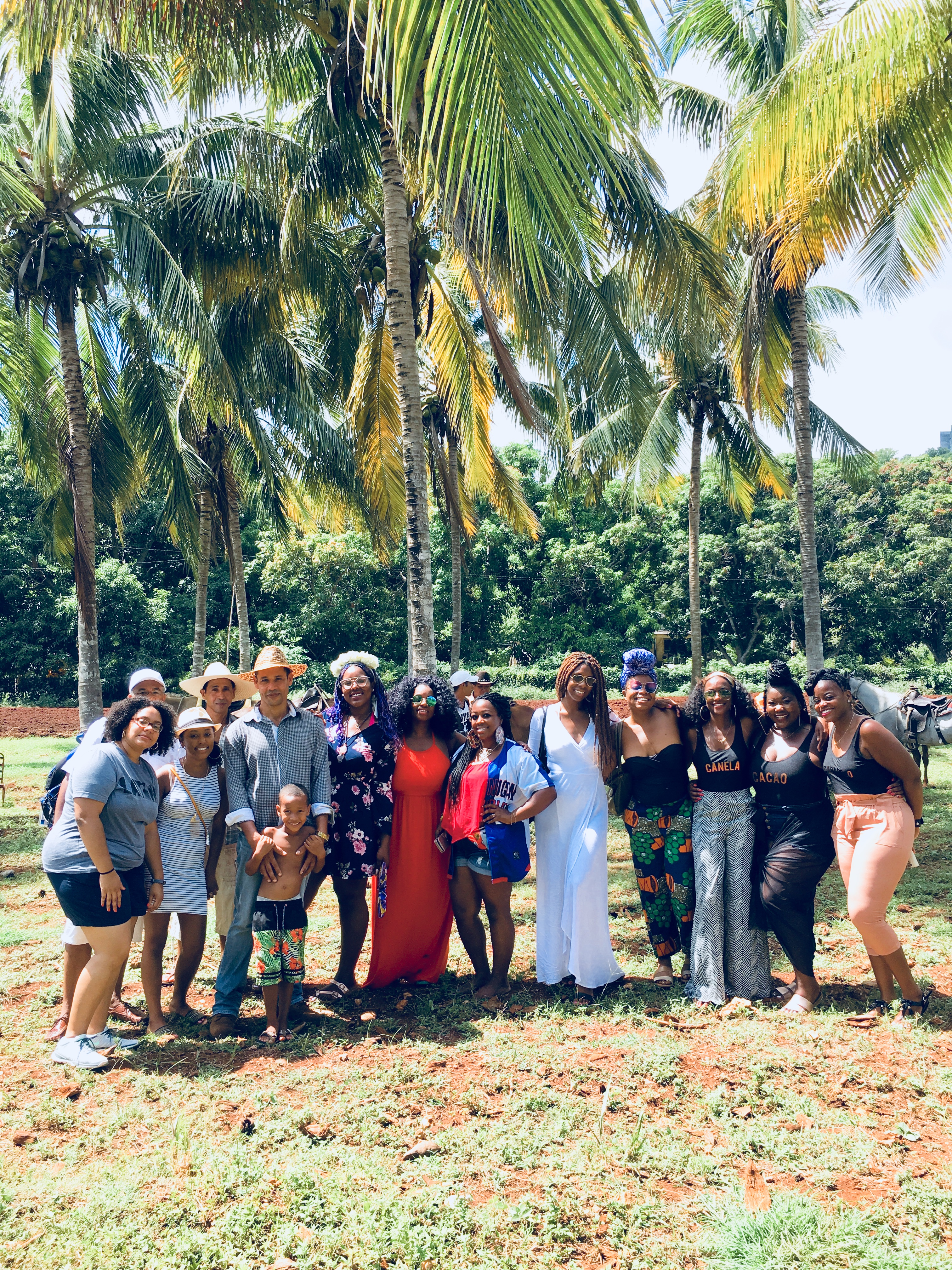 Our We Belong to the Land Vegan trip co-hosted by ReglaSOUL