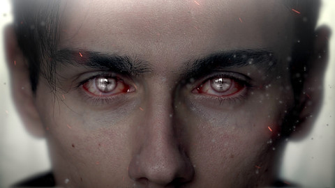 Witcher Eyes VFX