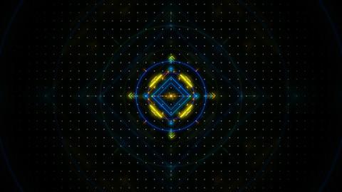 Scifi HUD Logo