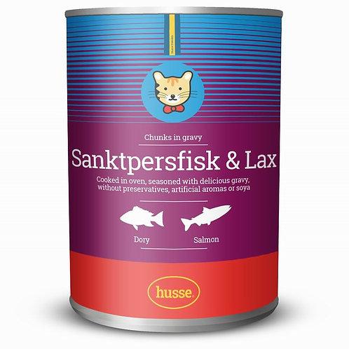 Sanktpersfisk & Lax 400гр