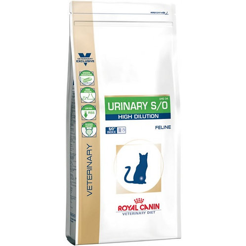URINARY S/O HIGH DILUTION UHD34