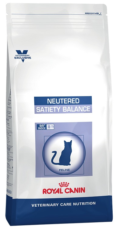 NEUTERED SATIETY BALANCE