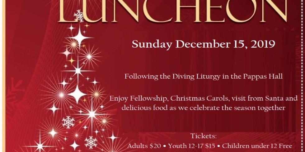 Annual Parish Christmas Party