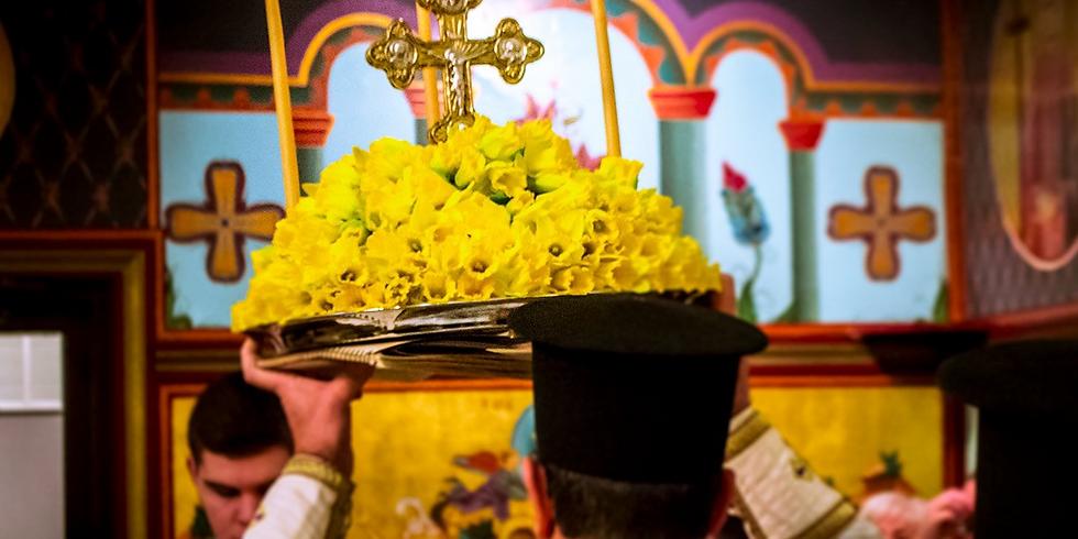 Sunday Service - Divine Liturgy