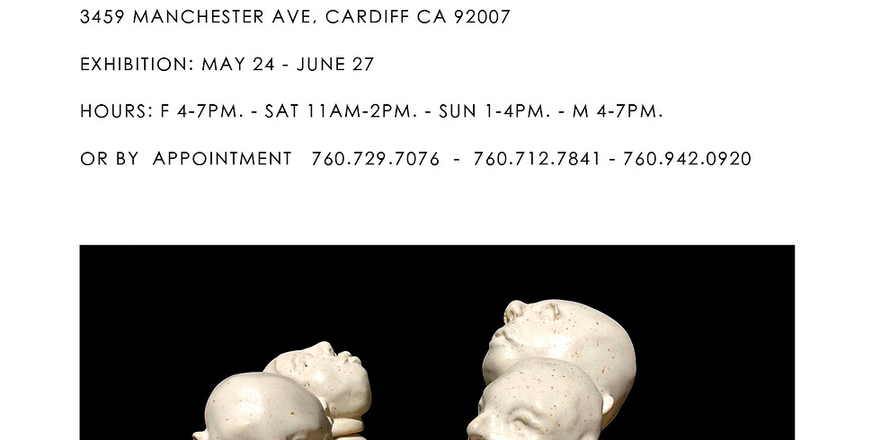 FRIVOLOUS - an exhibition of sculptures by Sandra Chanis L.