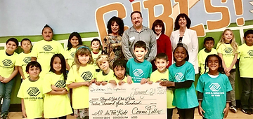 SHP Donates to Vista Boys and Girls Club