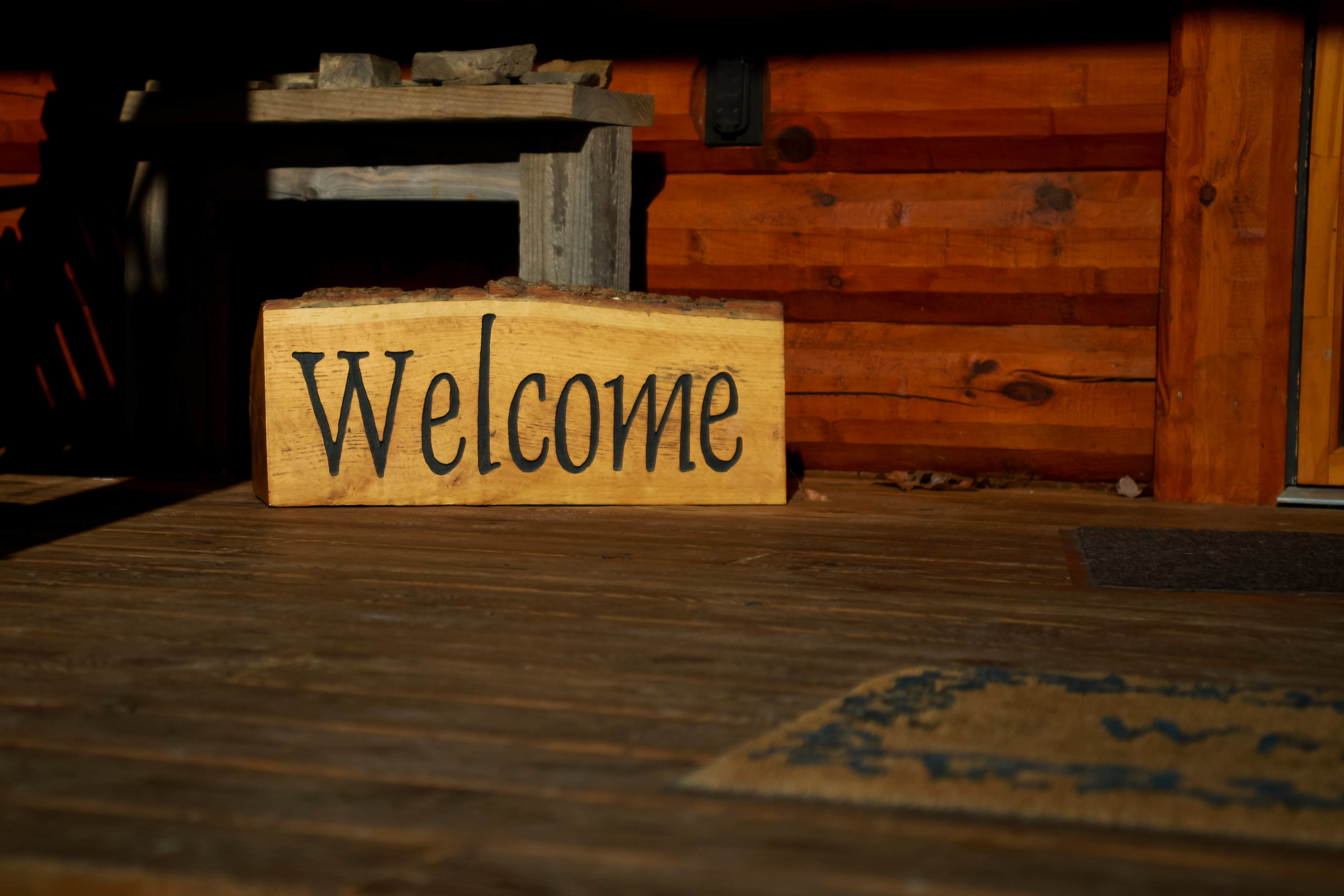 Welcome/Greeters/Docents