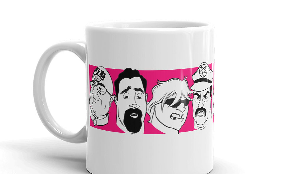 YMH Four Stroke Horsemen Mug