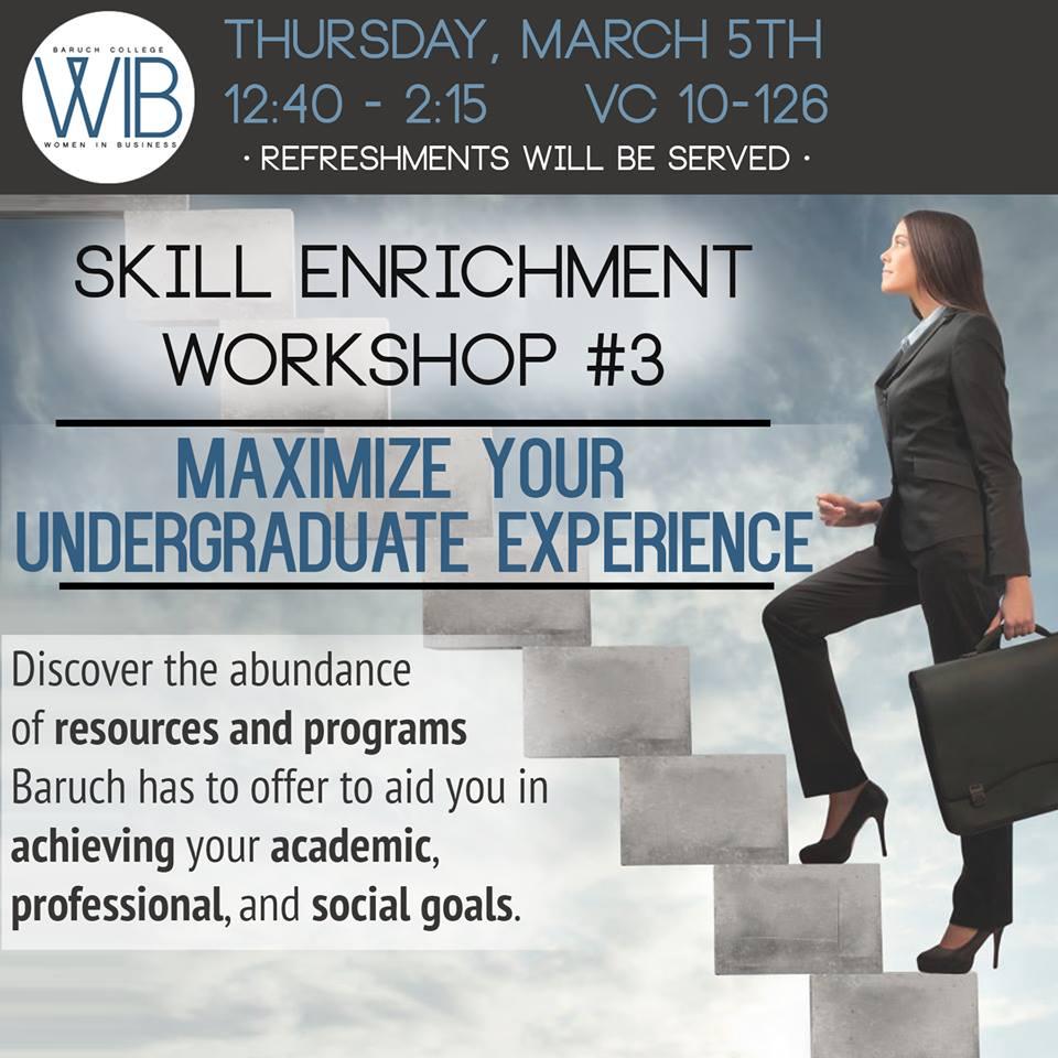 Skill Enrichment