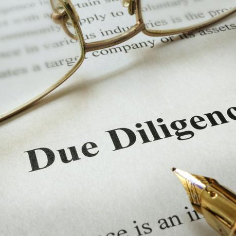 A due diligence nas fusões e aquisições