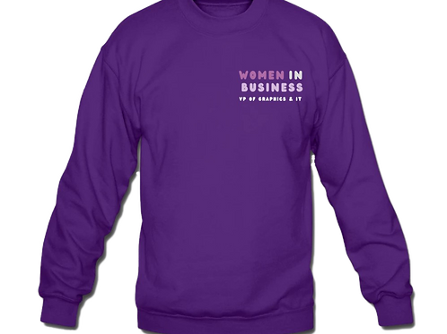Committee Position Crewneck