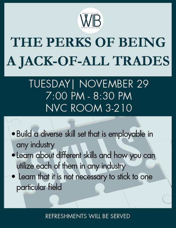 Jack-of-all Trades