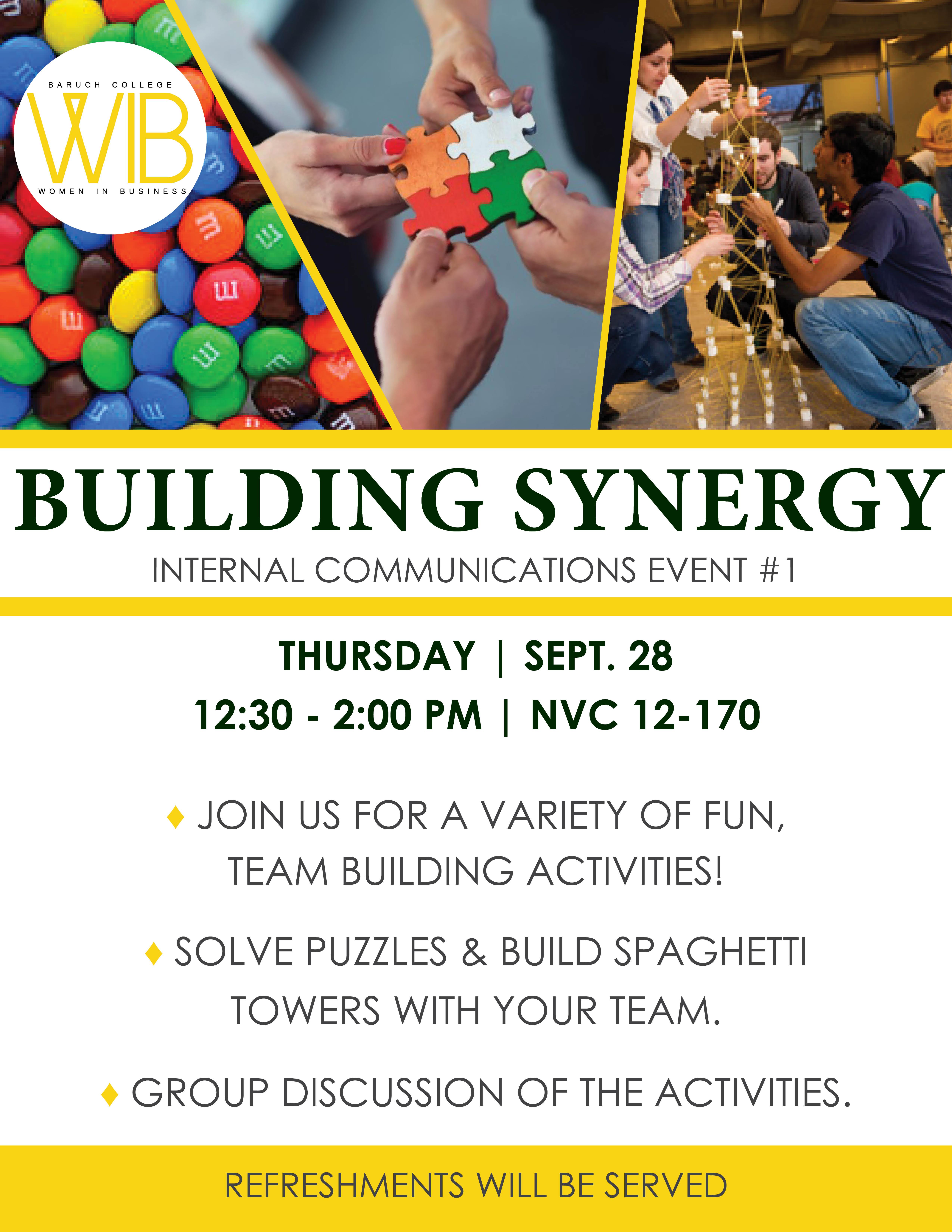 Building Synergy