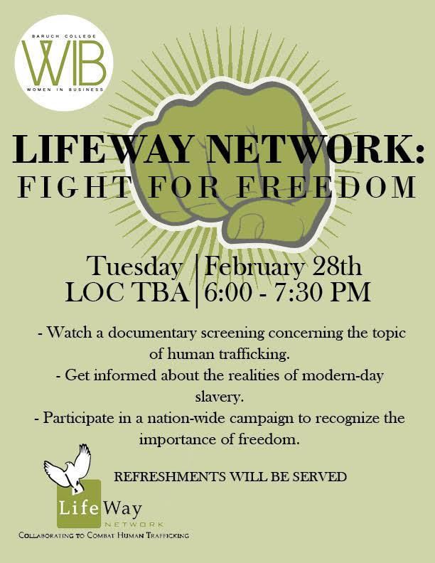 Lifeway Network: Fight for Freedom