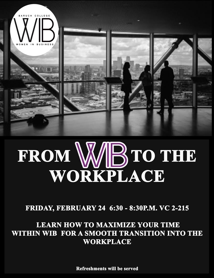 From WIB to workplace