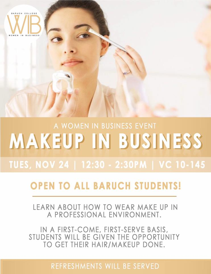 Makeup in the Business World